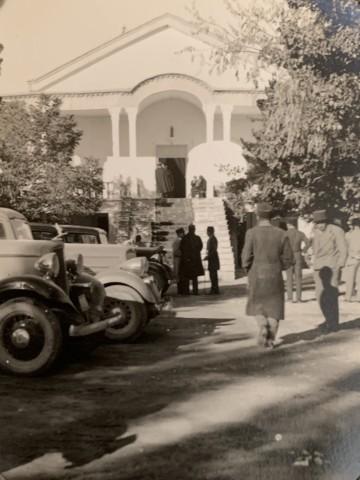 John Drinkwater, Shârūd, 1934