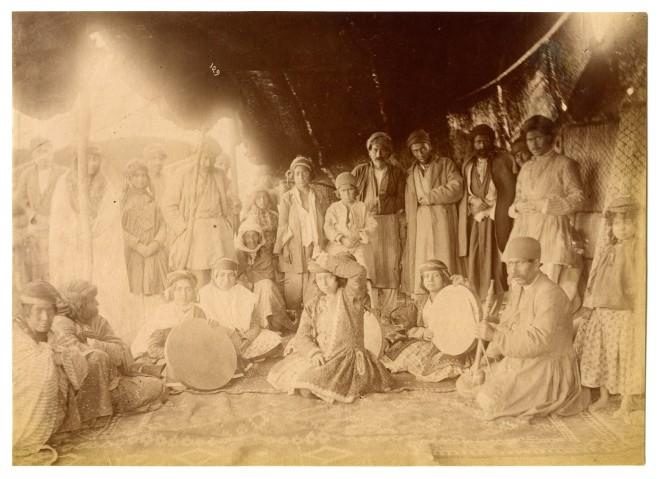 Antoin Sevruguin, Kurds, Late 19th Century
