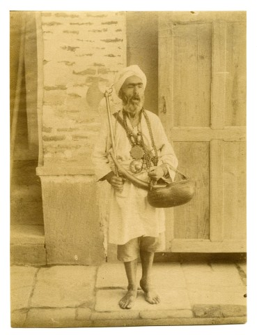 Antoin Sevruguin, A Dervish, Late 19th Century