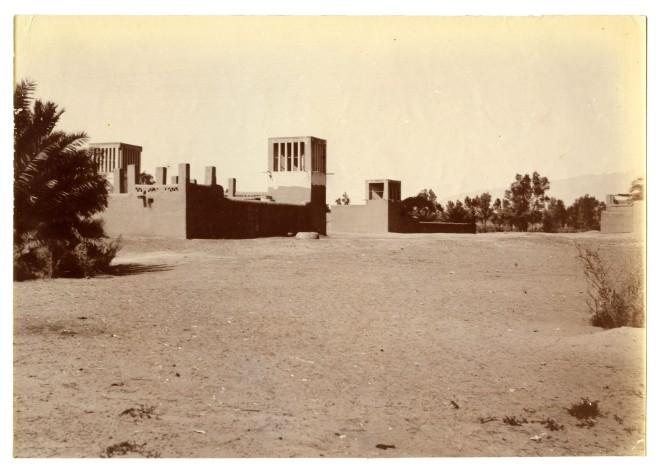 Antoin Sevruguin, Bander Lengeh, Late 19th Century