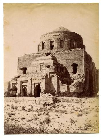 Antoin Sevruguin, Haruniya Mausoleum, Tus, Late 19th Century