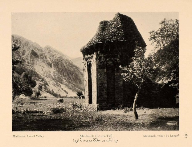 Antoin Sevruguin, Maidanak, Loura Valley, 1926
