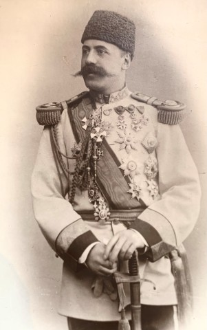 Not known, Mirza Es'haq Khan-e Mofakham od-Dowleh, Late 19th Century, Early 20th Century