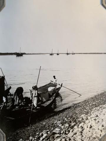 John Drinkwater, The Arvand Rūd (Shaṭṭ Al-ʿArab river), 1934