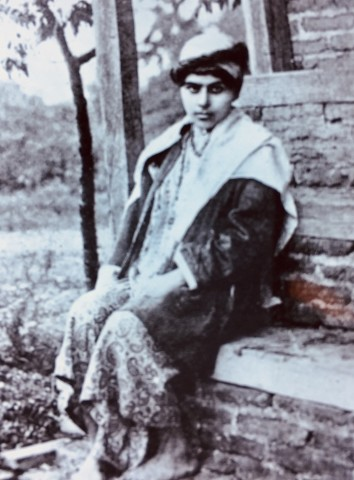 Antoin Sevruguin, A Gilaki woman, Late 19th Century