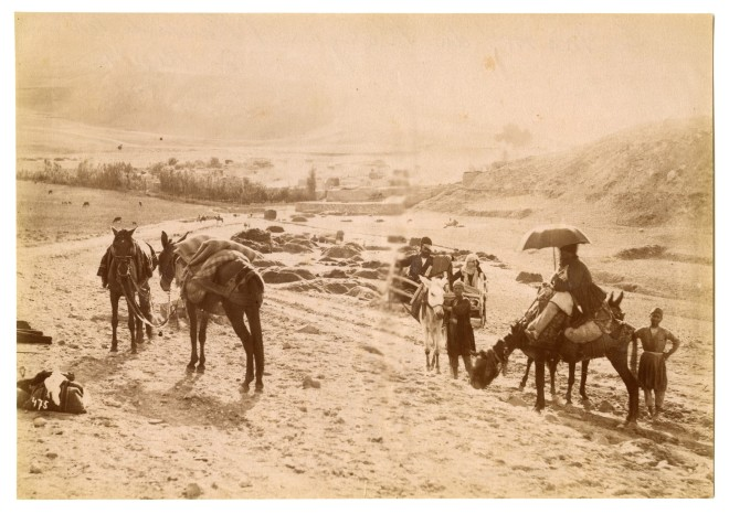 Antoin Sevruguin, Kashan, Late 19th Century