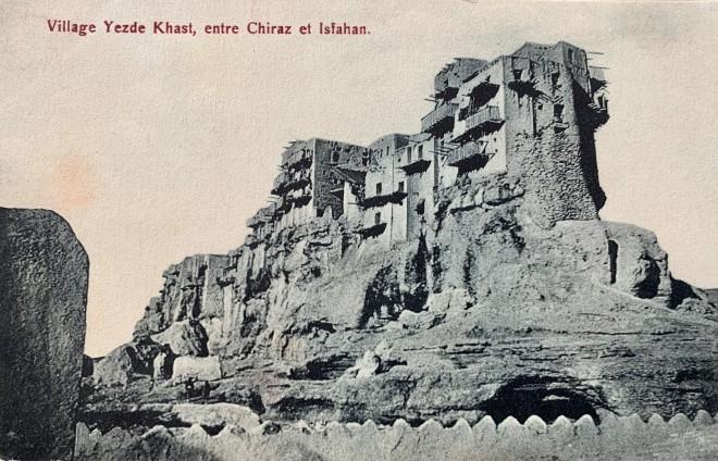 Antoin Sevruguin, Yazd-i-Khast, between Shiraz and Isfahan, Early 20th Century