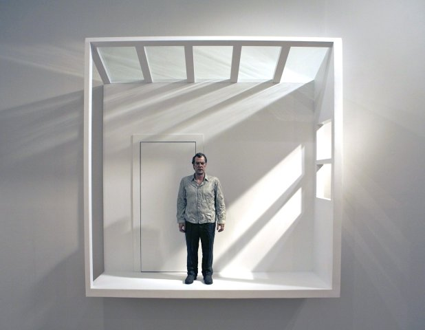 Man In A Room, 2012
