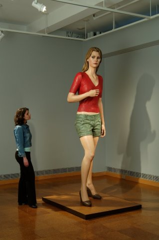 Woman (Being Looked At)