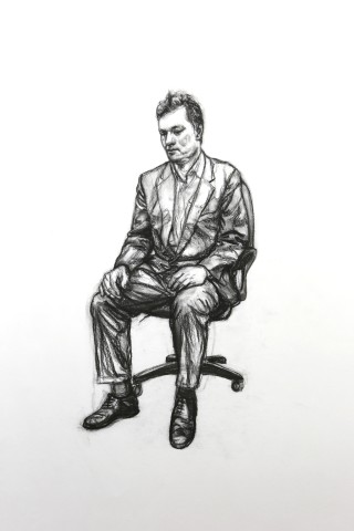 Seated Man, 2003