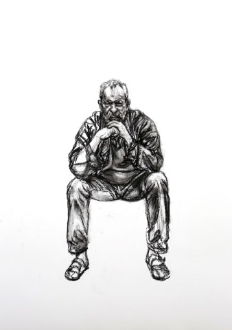 Seated Man 2