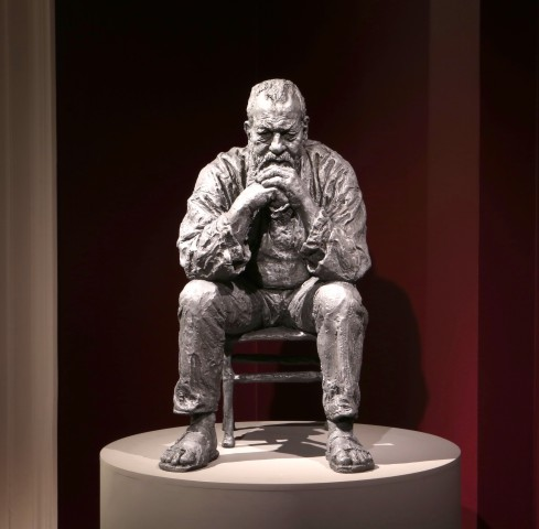 Seated Man , 2016