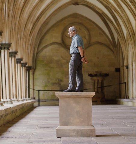 Standing Man, 2007