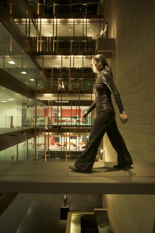 Walking Woman, 2008
