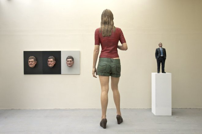Woman (Being Looked At), 2006