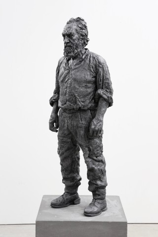 Standing Man, 2016