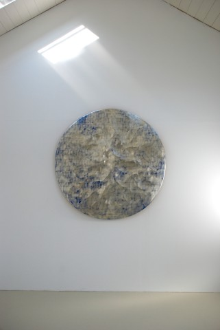 Blue Cloud Circle , 2009