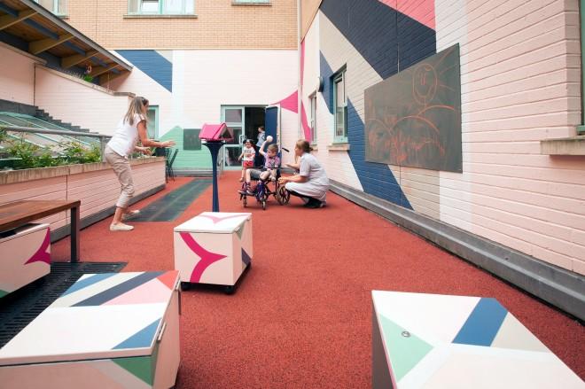 Bristol Children's Hospital, Bristol , 2015