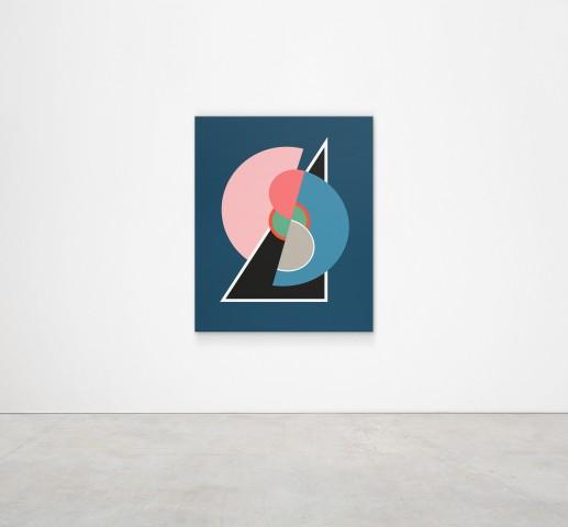 Zenith / Noon No.2 (Sonia Delaunay), 2016