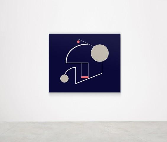 Zenith of Sky (Buckminster Fuller) , 2018