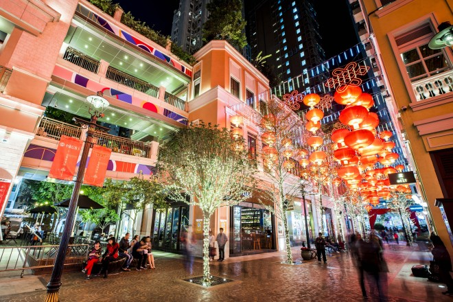 In the Mood for Love, Lee Tung Avenue, Hong Kong