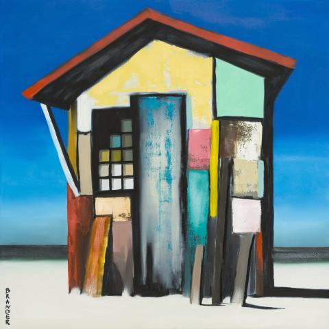 Garry Brander, Gum Drops Beach Den, 2016