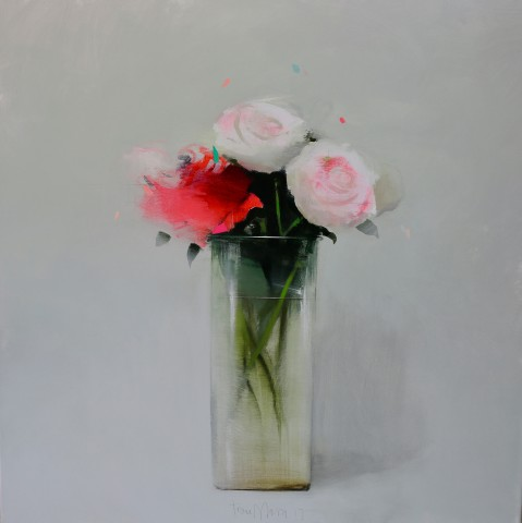 Fran Mora, Rosas, 2017