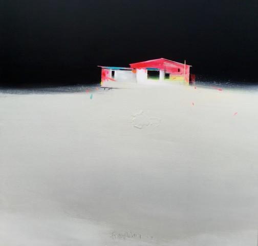 Fran Mora, Noche II, 2016