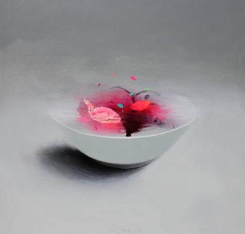 Fran Mora, Cuenco No. 1, 2017