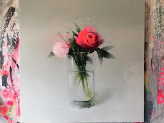 Fran Mora, Rosas, 2018