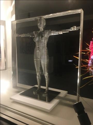 Vitruvian Woman, 2019