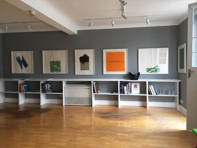 The gallery at Mason's Yard