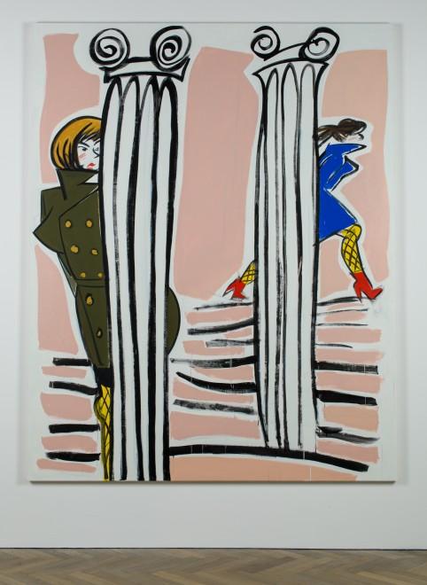 <p>Ella Kruglyanskaya, White Columns, 2015</p>