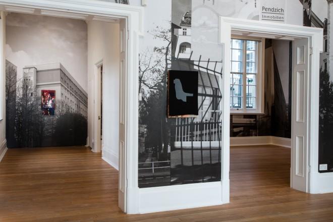 <p><span>Installation view, Thomas Dane Gallery, London</span></p>