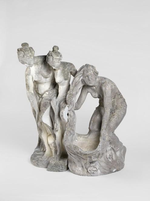 <p>Jean-Luc Moulène,<em>Bending,</em>2016</p>