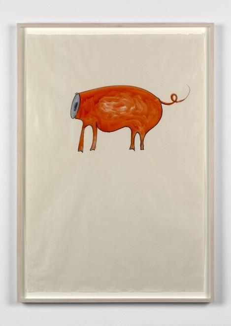 <p>Jean-Luc Moulène,<em>Pig</em>, 2016</p>
