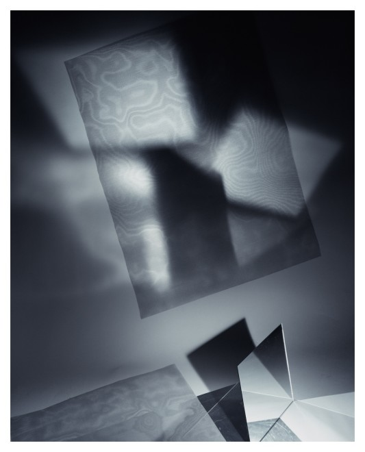 <p>Barbara Kasten, Scene III, 2012</p>