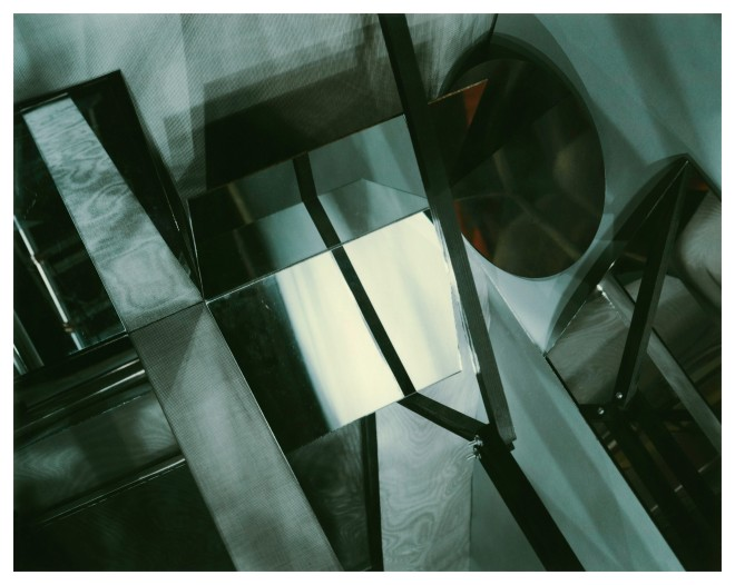 <p>Barbara Kasten, Construct II-A, 1979</p>