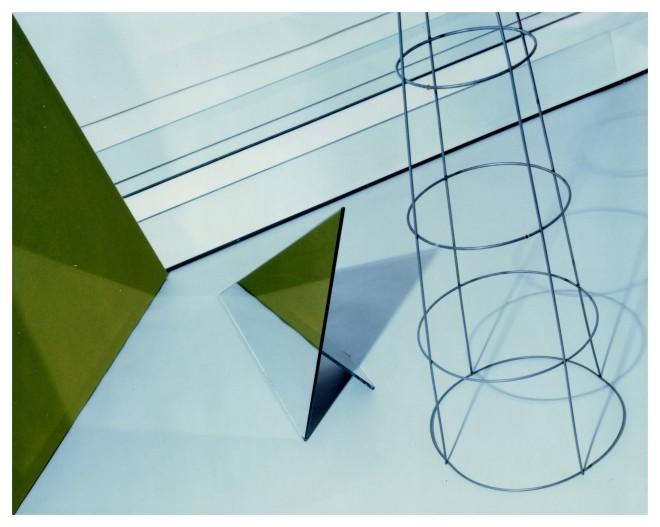 <p>Barbara Kasten, Construct VI-D, 1981</p>