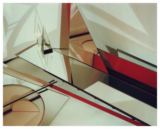 <p>Barbara Kasten, Construct XV-A, 1982</p>