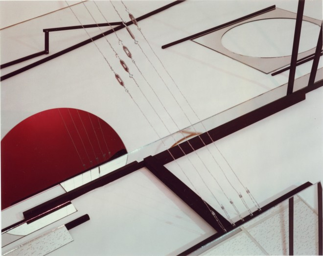<p>Barbara Kasten, Construct XII-B, 1981</p>