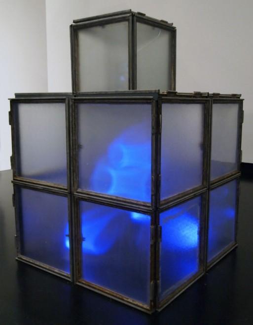 <p>Terry Adkins,<strong></strong><em>Nutjuitok (Polar Star)</em>, 2012</p>