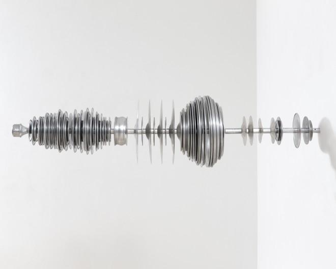 <p>Terry Adkins<strong>,</strong><em>Aviarium (Seaside Sparrow)</em>, 2014</p>