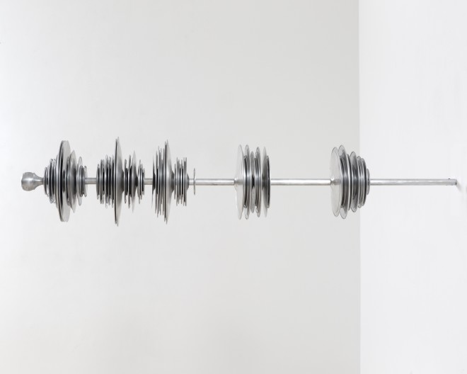 <p>Terry Adkins,<strong></strong><em>Aviarium (Dicksissel)</em>, 2014</p>