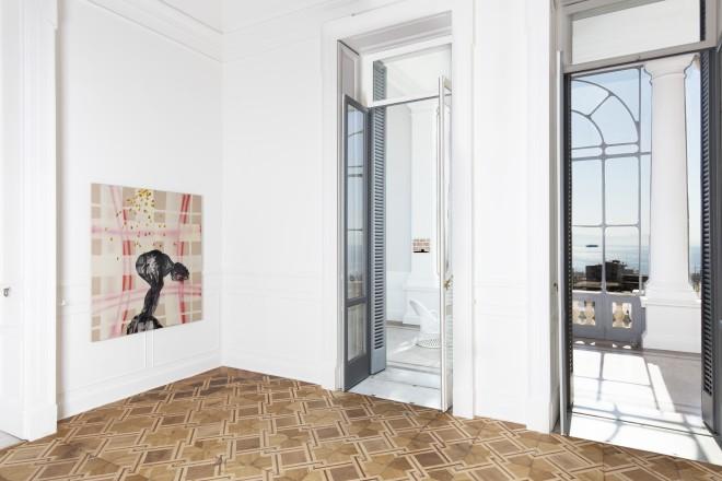 <p>Installation view, Thomas Dane Gallery&nbsp;</p>