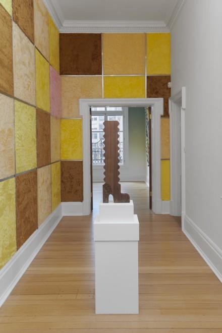 <p>Installation view, Thomas Dane Gallery&#160;</p>