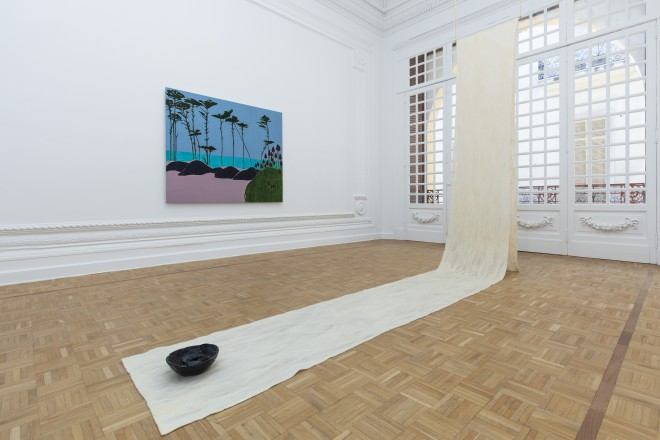 <p>Installation view, Thomas Dane Gallery </p>
