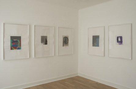 <p>Intallation view, Thomas Dane Gallery</p>