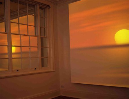 <p>Paul Pfeiffer<br />Morning after the Deluge, 2003</p><p>Installation view</p><p>Thomas Dane Gallery</p>