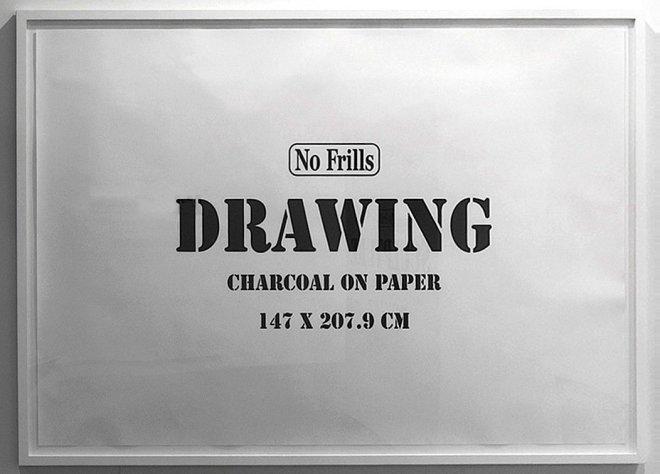 "<p><span lang=""EN-US"">Drawing (3)</span><span lang=""EN-US"">, 2007</span></p><p><span lang=""EN-US"">charcoal on paper</span></p>"